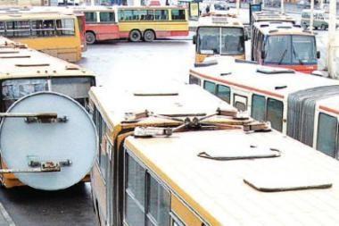 Vilniaus rajonas žada steigti savo autobusų parką