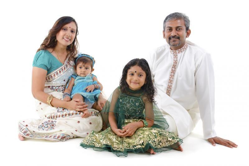 Indai teikia pirmenybę šeimos sutartoms santuokoms