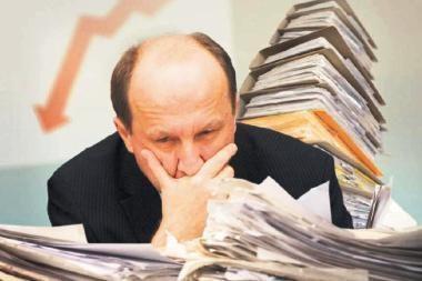 A.Kubilius: mokesčius teks didinti