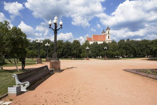 Menininkai iš 13 šalių užplūs Vilniaus viešąsias erdves