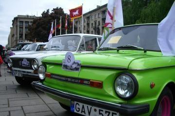 Rusiški automobiliai tampa antikvarine retenybe