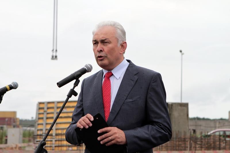Klaipėdos prekybos pramonės ir amatų rūmų prezidentas – B. Petrauskas