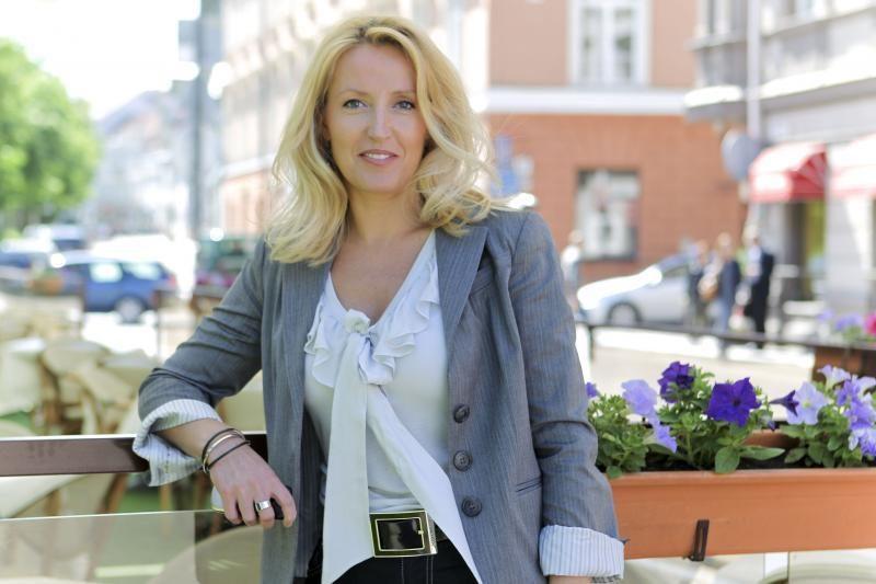 Gandai įžeidė sostinės vicemero J.Pinskaus žmoną