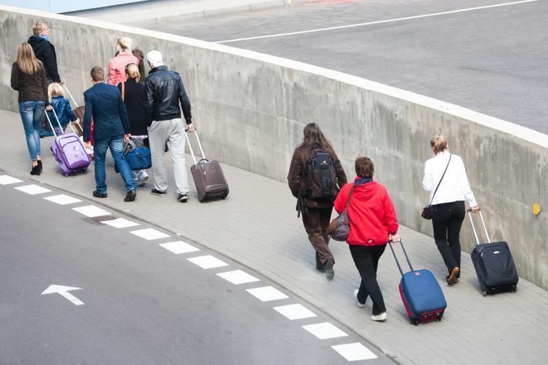 Per dešimtmetį Lietuvos gyventojų sumažėjo 430 tūkst.