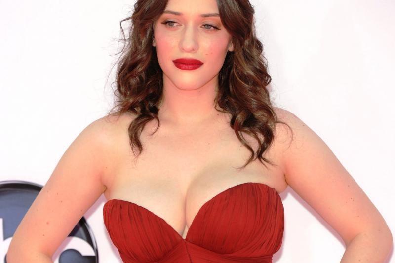 """K. Dennings: nerimauju, kad krūtinė netyčia """"neišsprūstų"""" (nuotraukos)"""