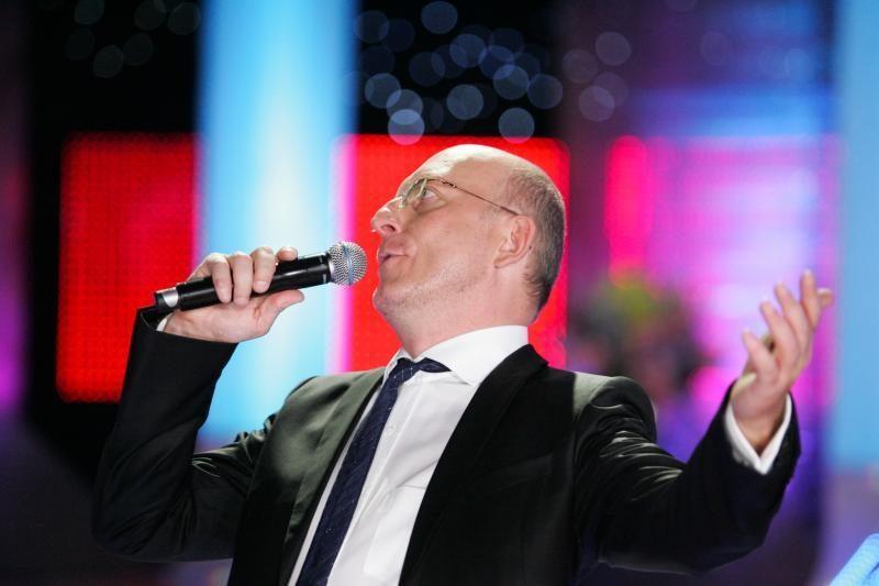 A.Valinskas LiCS žadėjo prie rinkimų agitacijos prisidėti dainomis