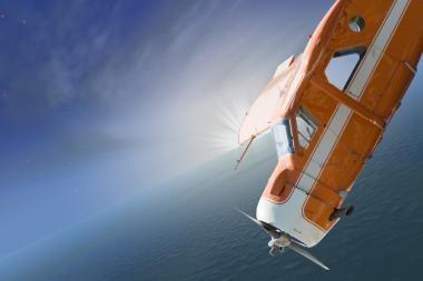 Lietuva 2011-aisiais: kiek ilgai skris lėktuvas su vienu varikliu?