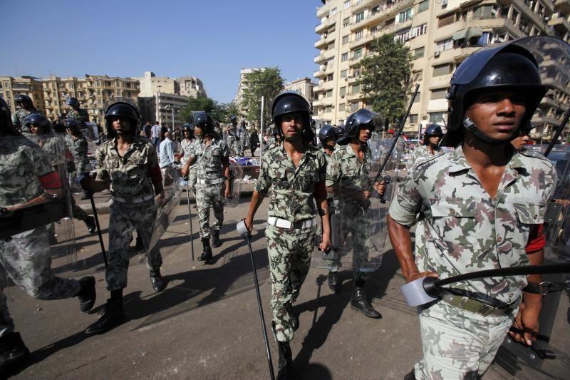 Egipte slopstant neramumams sušvelninta komendanto valanda