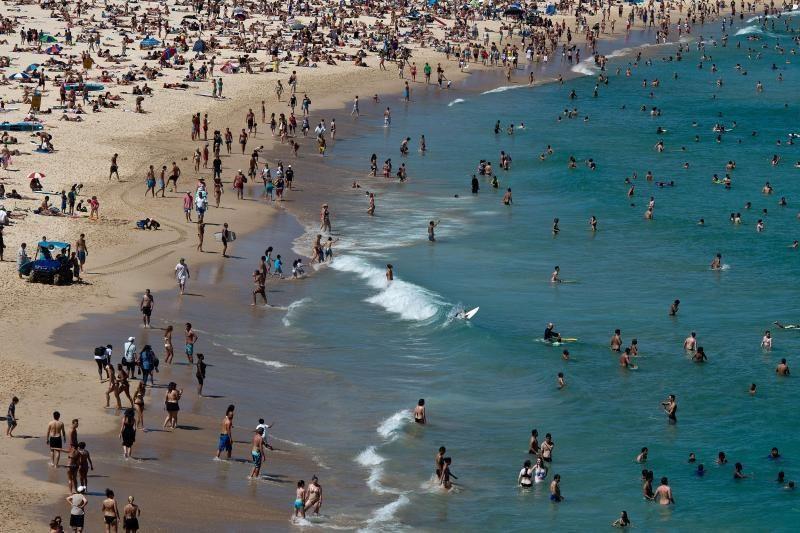 Sidnėjuje pasiektas temperatūros rekordas