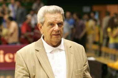 V.Garastas: Esame patenkinti atgaivintu krepšinio turnyru