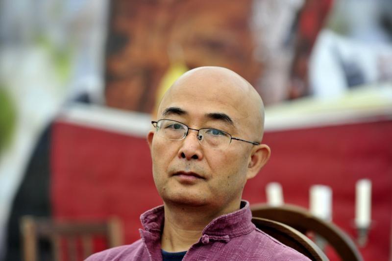 Liao Yiwu gavo Vokietijos knygų pardavėjų Taikos premiją