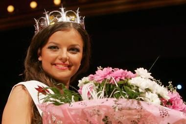 """""""Mis Pasaulis"""" konkurse kaunietė tarp gražiausių nepateko"""