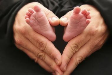 Dviejų mėnesių kūdikį nužudę klaipėdiečiai stos prieš teismą