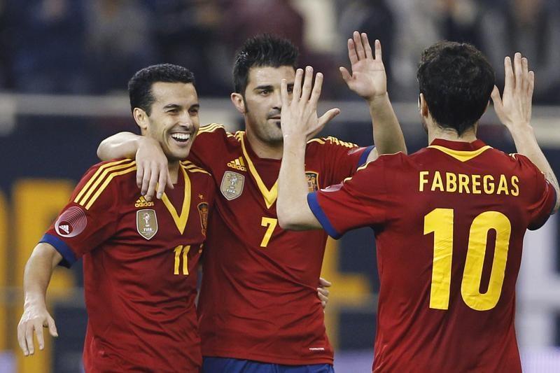 Sensacija: ispanai neįstengė įveikti Suomijos rinktinės (rezultatai)