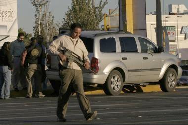 Meksika: per savaitgalį nušauta 11 žmonių
