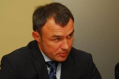 A.Gribojedovas pasitraukė iš Imtynių federacijos prezidento posto