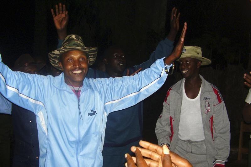 Kongo karo vadas B.Ntaganda išskraidintas į karo nusikaltimų teismą