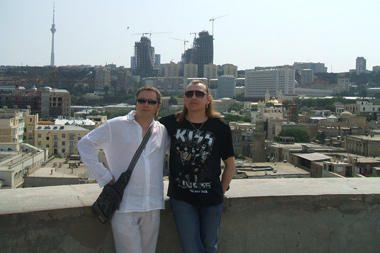 """Lietuviškas miuziklo """"Paryžiaus katedra"""" pastatymas – Azerbaidžane"""