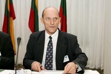 Prezidentė pritarė E.Jarašiūno kandidatūrai į ES Teisingumo Teismą