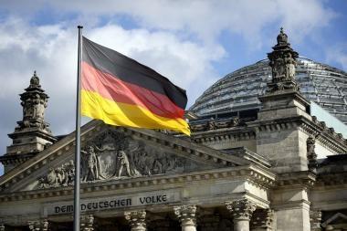 Užfiksuotas rekordinis Vokietijos ekonomikos augimas