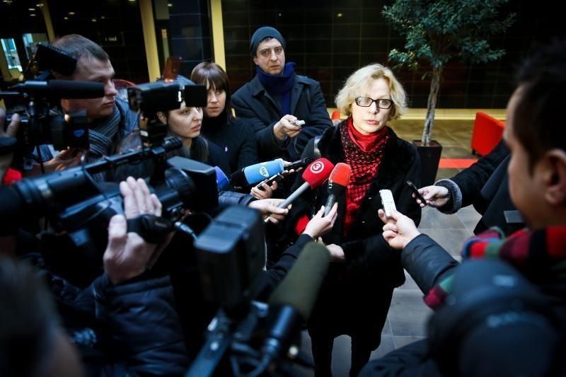 Išteisintos ministro žmonos E.Pavalkienės byla – vėl ant teisėjų stalo