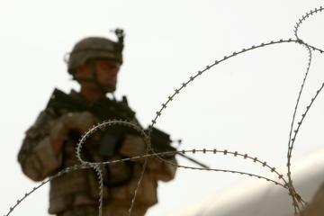 Afganistano karys per pratybas nušovė du amerikiečius instruktorius ir tautietį