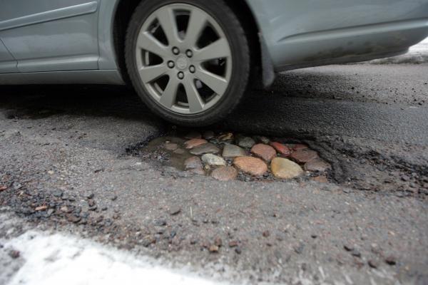 Vilniaus gatvių remontai baigsis iki liepos
