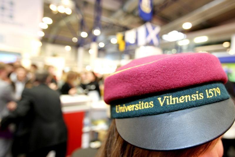 Vilniaus universitetas išskirtinį statusą siekia įtvirtinti įstatymu