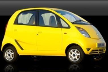 """""""Renault"""" ruošia """"Tata Nano"""" konkurentą"""