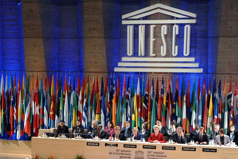 URM: Palestinos priėmimas į UNESCO - per ankstyvas