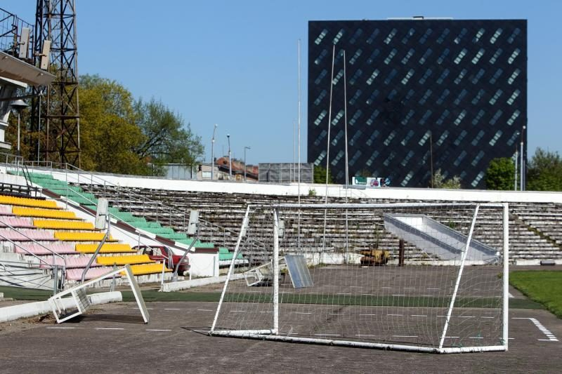 Vilniaus futbolo stadiono konkurso likimas paaiškės birželį