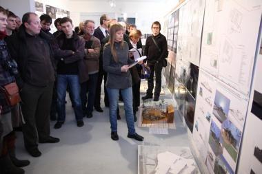 Geriausi Palangos parodų paviljono plėtros projektai paaiškės po antrojo turo