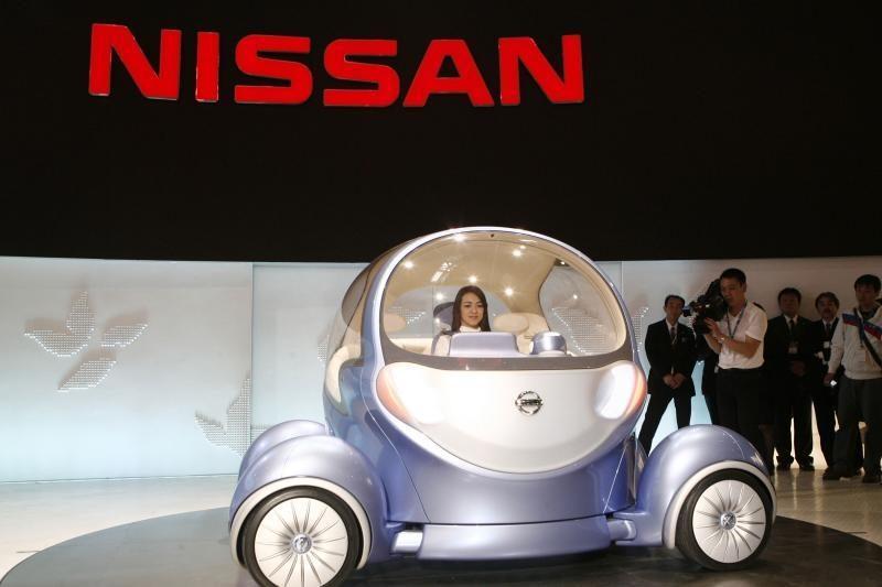 """""""Intel"""" ruošia autoelektroniką kompanijai """"NISSAN Motor"""""""