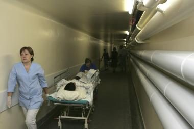 Kauno klinikos: tunelių labirintai ir lobiai