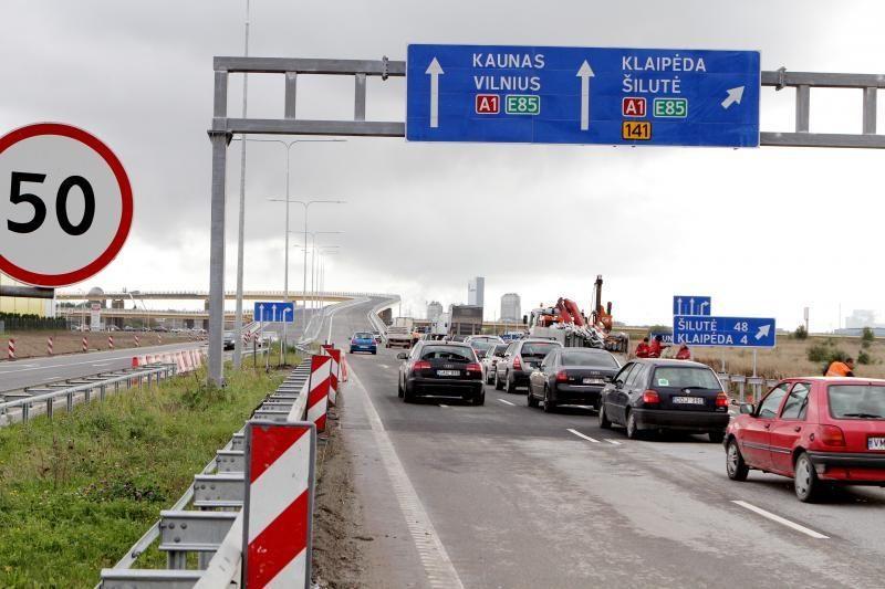 Mažiau pykčio – saugesnis eismas keliuose