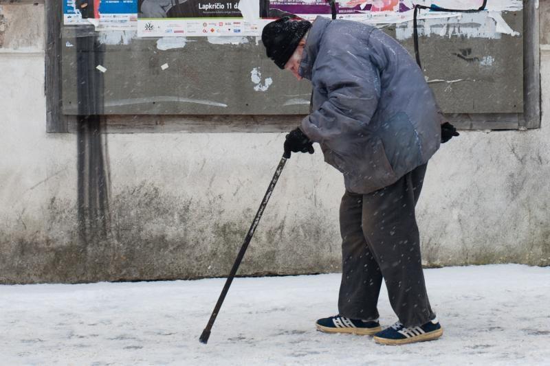 Trečdalis Lietuvos gyventojų norėtų dirbti ir sulaukę pensijos