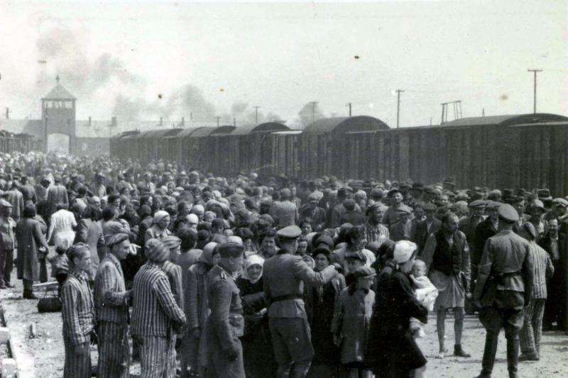 Genocido aukų muziejuje Vilniuje atidaryta ekspozija holokausto aukoms