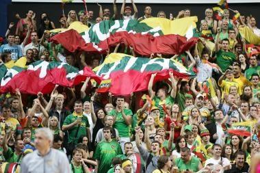 Europos jaunių krepšinio čempionatas vyks Vilniuje