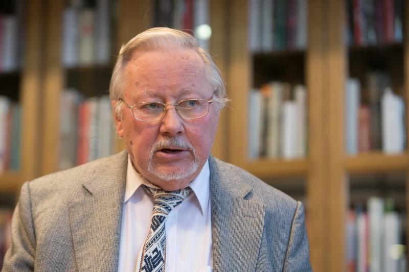 V.Landsbergis: veiksmai dėl omonininkų bylos geri, bet pavėluoti