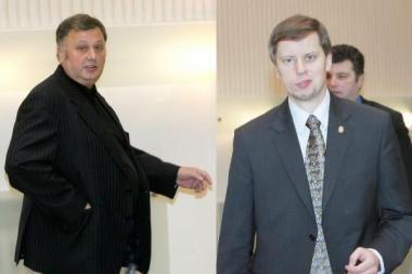 A.Garbaravičių ir A.Kupčinską supjudė komentarai internete
