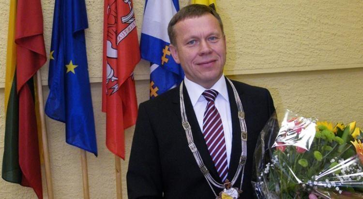 Apygardos teismas: Radviliškio meras suimtas pagrįstai