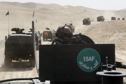 Afganų ir NATO pajėgos nukovė 25 talibus