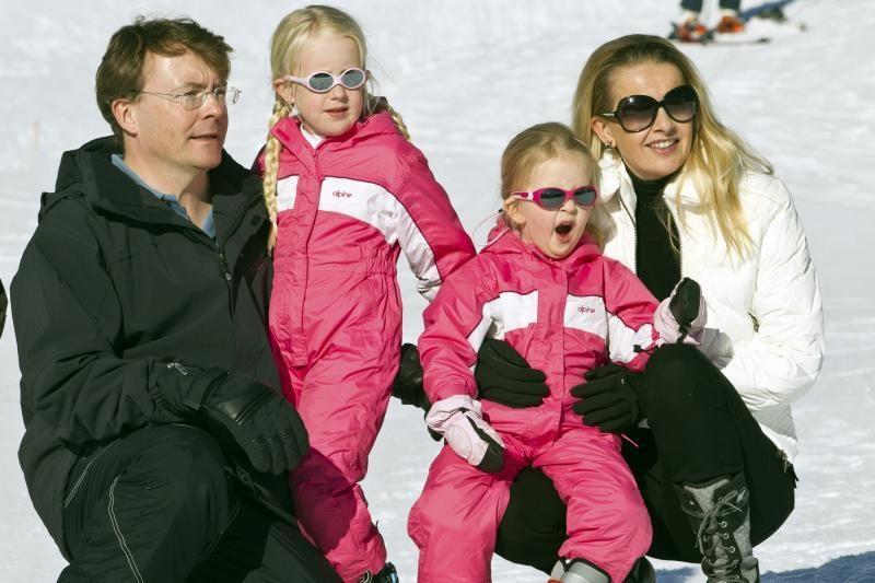 Sniego lavinos sužaloto Olandijos princo būklė tebėra pavojinga