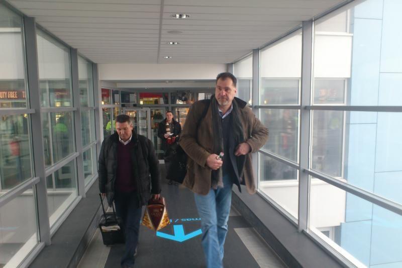 Maskvoje – neregėtas A. Sabonio vedamų žalgiriečių desantas (foto)
