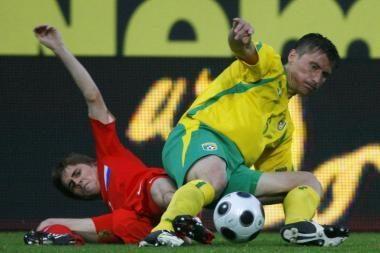 Tomo Žvirgždausko įvartis Švedijos čempionate
