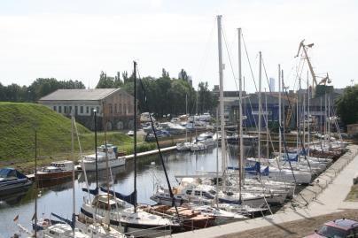 Klaipėdoje planuojama išplėsti jachtų uostą