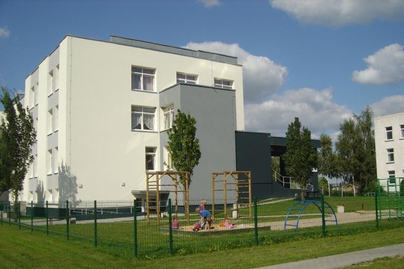 ES parama padeda spręsti socialinio būsto problemas