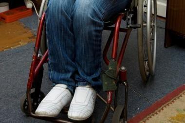 """""""Bėdų išparduotuvė"""": neįgali moteris prašo skalbyklės"""