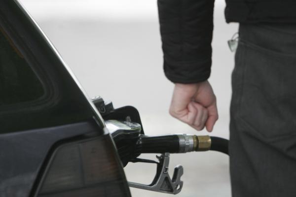 Degalų vagių automobilis bus konfiskuotas