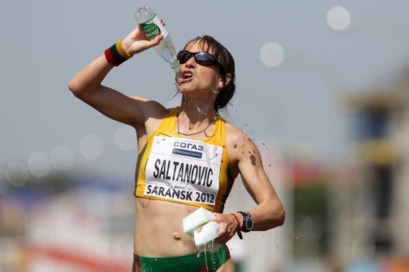 Lietuvos ėjikė laimėjo sportinio ėjimo varžybas Lisabonoje